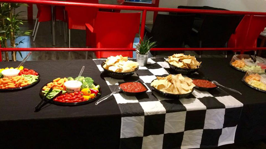 Kart-o-Mania_food